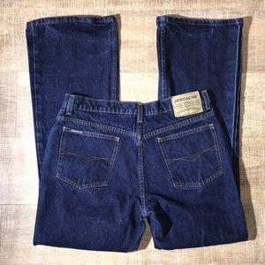 Vintage Women's Jordache MOM Flare Jeans 90s